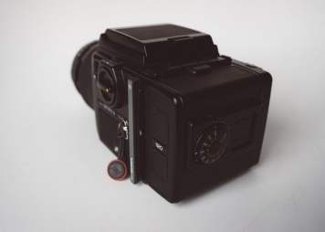 Bronica SQ-Ai - Kit (rear left)