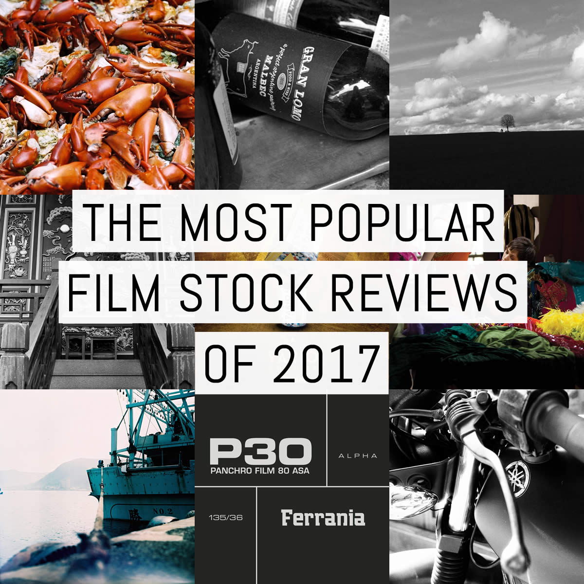 EMULSIVE's most popular film stock reviews of 2017