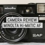 Cover - Review - Minolta Hi-Matic AF