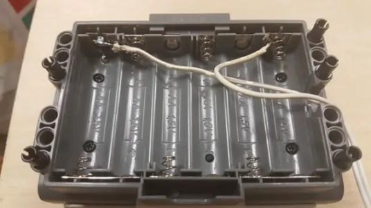 NXT Battery Box