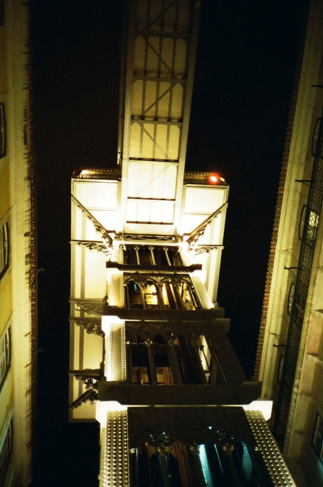 Lomography Color Negative 800 - 35mm - Elevador