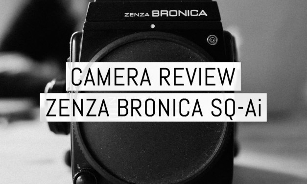 Camera review: Bronica SQ-Ai – by Adrian Vila