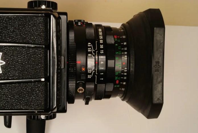 Mamiya RB67 - Sekor C 50mm f4_5 FLE