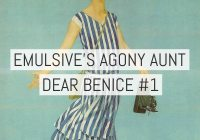 Cover - Dear Benice #1
