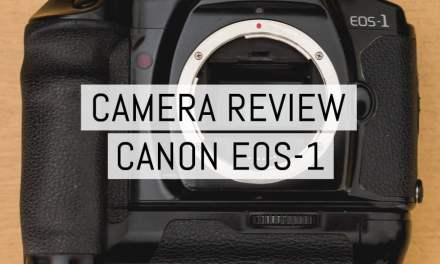 Camera review: Canon EOS-1 – by Juan Gauna