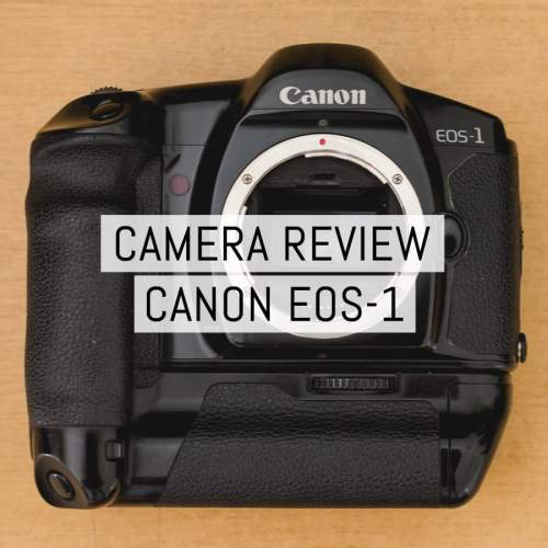 Cover - Canon EOS1 Review