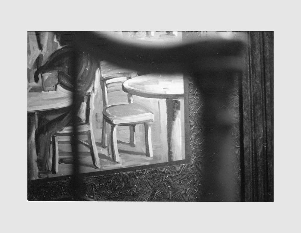 Louis Sousa - Lomography Early Gray 100 - Sunday Paper
