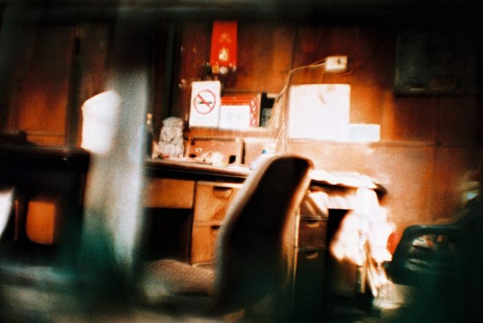 Time machine - Shot on Lomography XPRO Slide 200 at EI 200. Color reversal (slide) film in 35mm format. Cross Processed.
