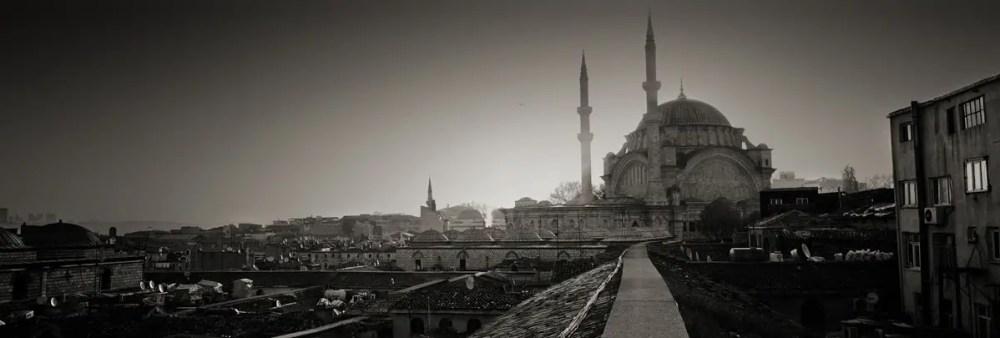ILFORD FP4 PLUS - Fuji G617 - Istanbul Turkey