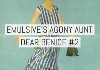 Cover - Dear Benice #2