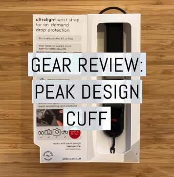 Cover - Peak Design - Cuff