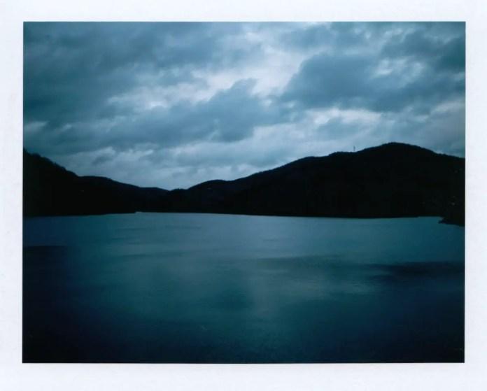 Polaroid Land camera 330, Fuji peel-apart film, Fp100-c Silk (Harz Mountains, Germany)