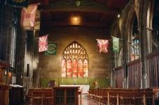 Cathedral Chapel - Lomography Color Negative 400