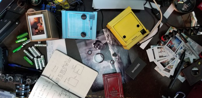Nubox 1 - Tidy desk, tidy mind