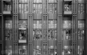 Shanghai, Department store 2017. Shot on Voigtlander Vito II, ILFORD HP5 PLUS
