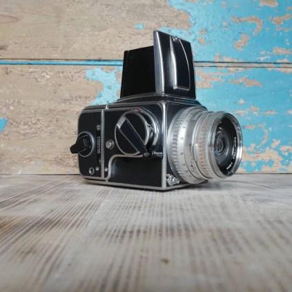 Rick Davy - Hasselblad 500CM - Front