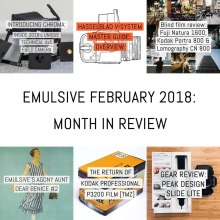 Cover - Month in review - February 2018