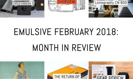 EMULSIVE February 2018: month in review
