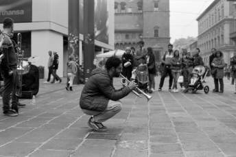 Kodak D-96 test 02 - Jazz, Bologna