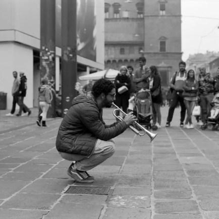 Kodak D-96 test 02 - Jazz, Bologna