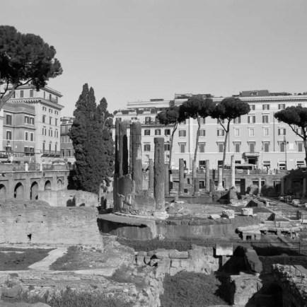 Kodak D-96 test 03 - Trajan Roma