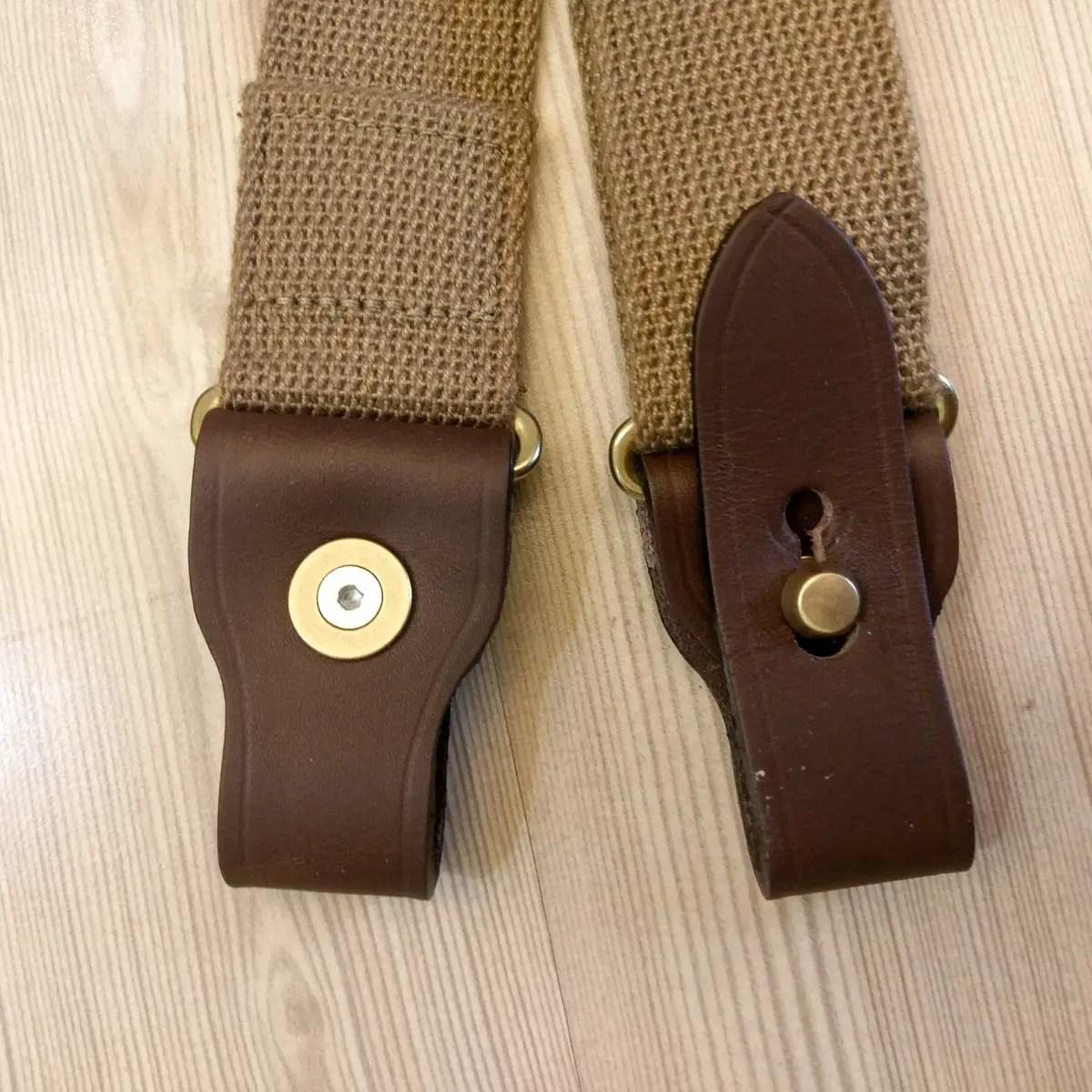 Billingham Hadley Small Pro - Strap clips