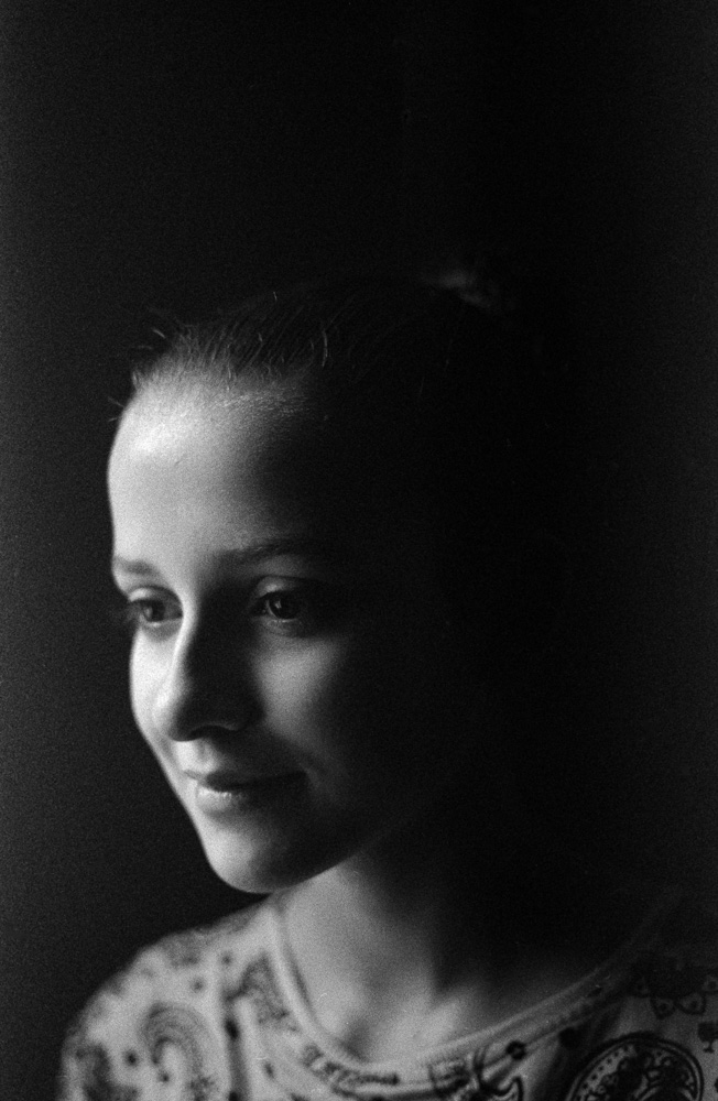 Carolina - shot on Kodak Tri-X 400