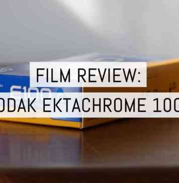 Cover - Film Review: Kodak EKTACHROME 100G