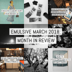 Month in review - 2018 March