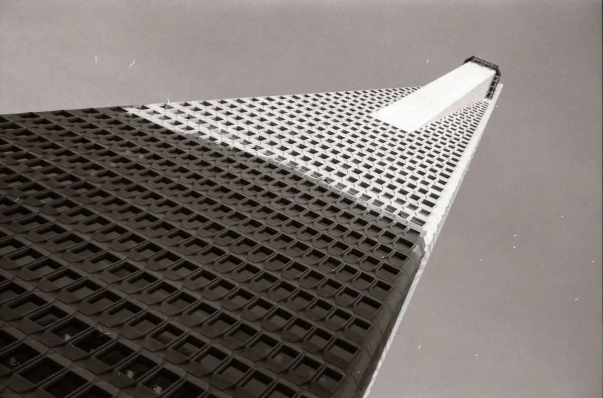 Kodak EASTMAN Double-X (5222) - Frank H Wu