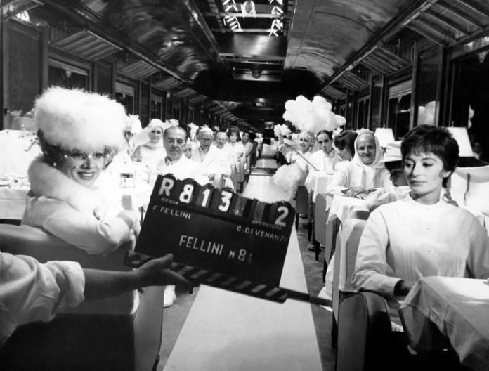 Otto e Mezzo (8½) - Copyright: Federico Fellini / Cineriz