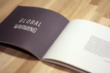 Studies of an ephemeral medium - Global Warming