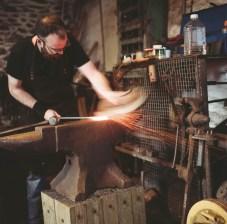 Blacksmith blur - Kodak Portra 160