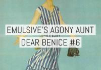 Cover - Dear Benice 6: Toxic GAS