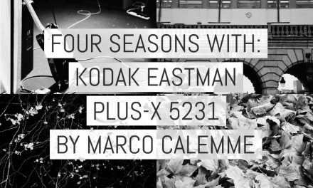 Four seasons with: Kodak EASTMAN Plus-X 5231 – by Marco Calemme