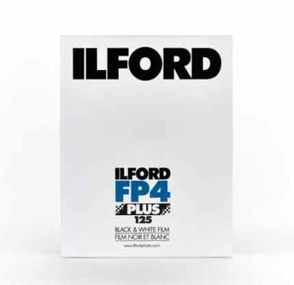 ILFORD FP4 PLUS