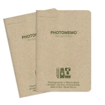 PhotoMemo notebooks - external