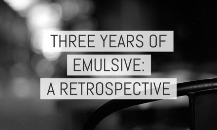 Three years of EMULSIVE – a retrospective