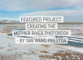 Featured Project - Creating the Mother River photobook by Yan Wang Preston
