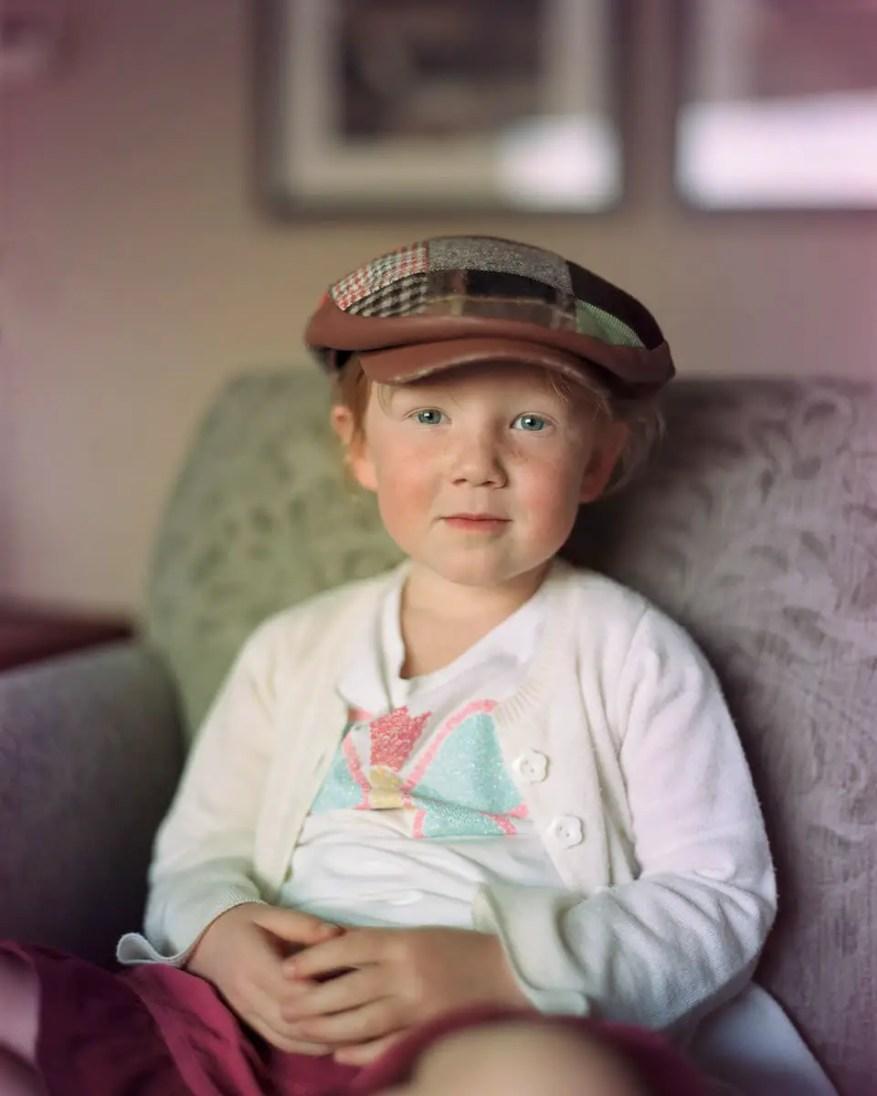 Elise - Kodak Portra 160VC