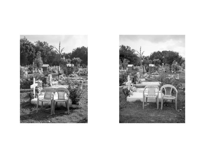 Evergreen Cemetery - Fuji GS645 & GS645S - Kodak Tri-X 400