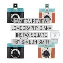 Cover - Camera Review - Lomography Diana Instant Square