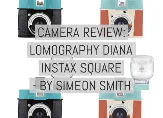 Cover - Camera Review - Lomography Diana Instant Square
