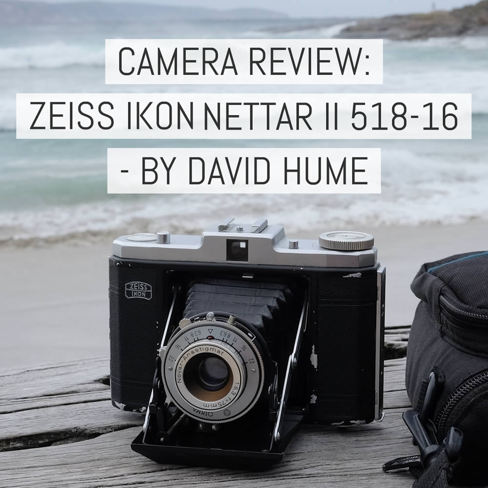 Camera review - the Zeiss Ikon Nettar II 517/16 6x6 folding camera