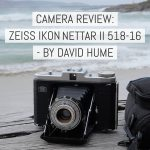 Cover - Camera Review - ZEISS IKON NETTAR II 518-16