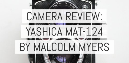 Cover - Review - Yashica Mat-124 - Malcolm Myers