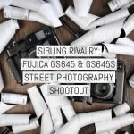 Sibling rivalry: Fujica GS645 & GS645S street photography shootout – by Michael Duke