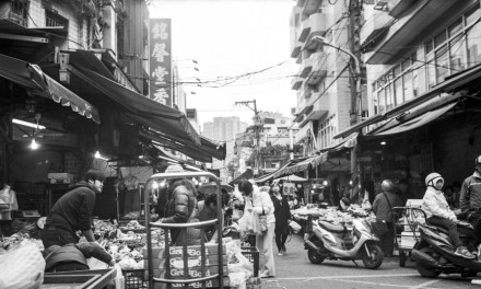 Day market #01 – Shot on ILFORD Delta 100 Professional at EI 200 (120 format)
