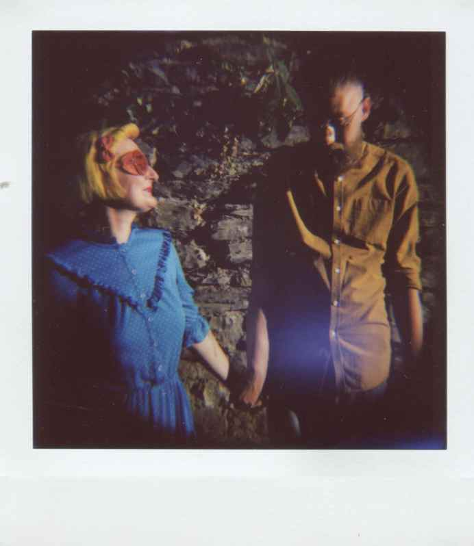 Diana Instant Square - Telephoto - Couple