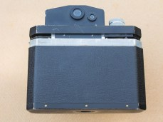 The Nameless Camera - Loading film - Slide off the back